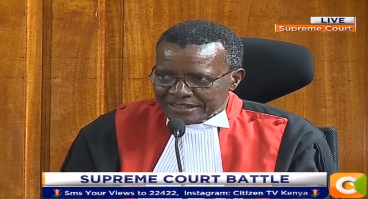 Supreme Court orders IEBC to grant access to result declaration forms