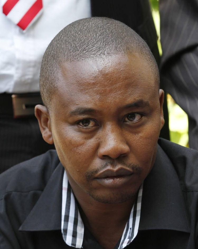 AFC Leopards Chairman Dan Mule. Photo/Stafford Ondego/www.sportpicha.com