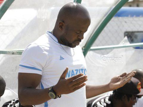 Ouna prays for success at Musanze FC