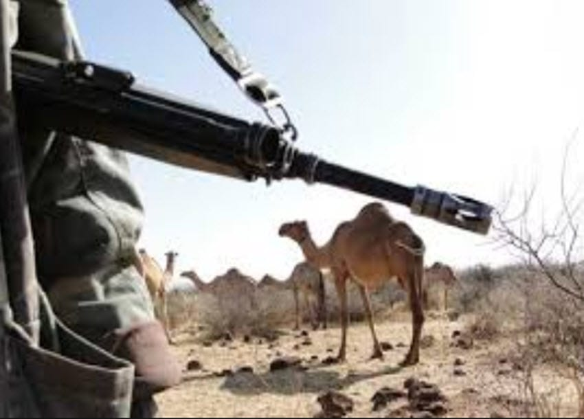 Police reservists allegedly kill two in Bura