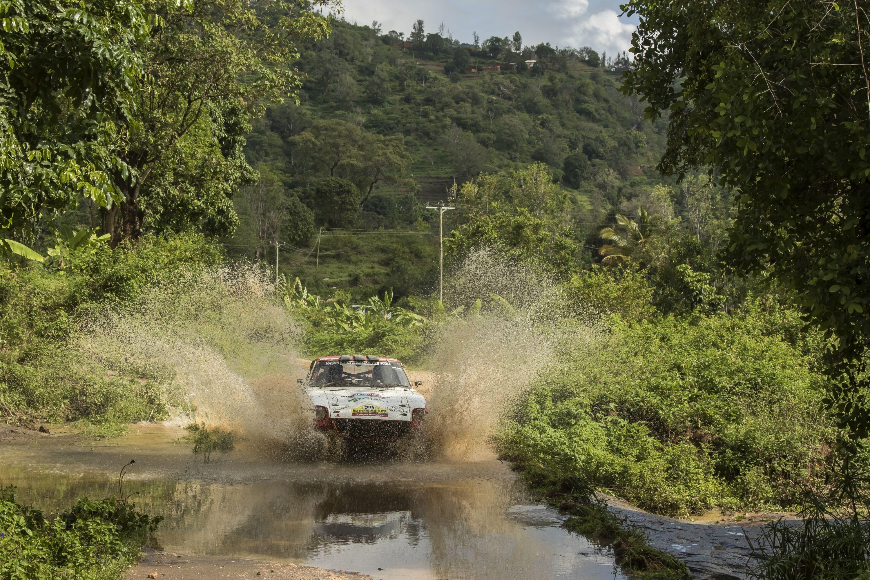 Mason succumbs to the allure of Safari Classic