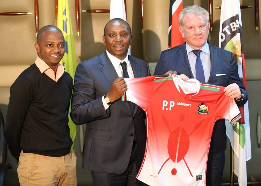 Stars must go for Cecafa title: Mwendwa