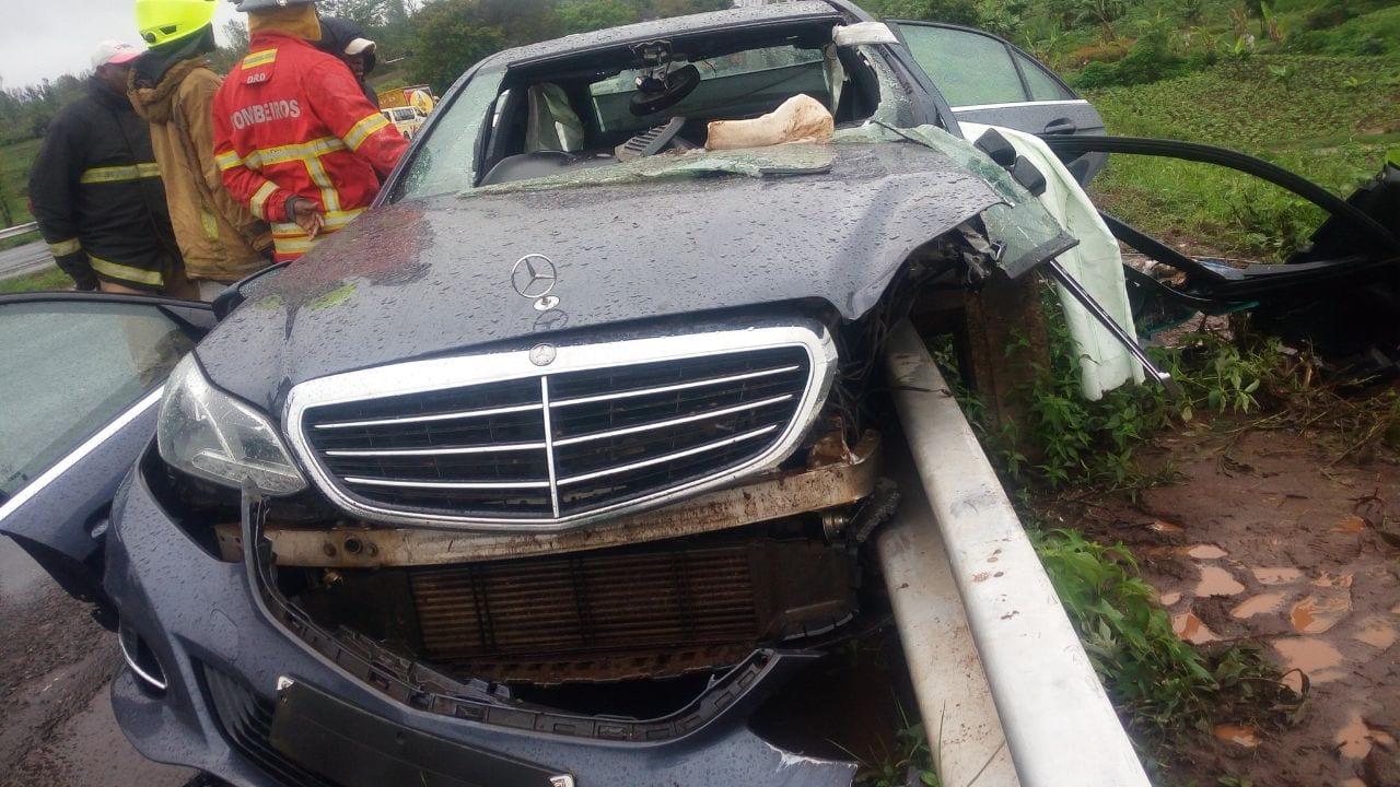 'This car will kill me,' former Nyeri Governor Gakuru told deputy