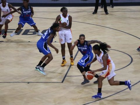 Hawks coach Maina rallies charges not to rest on laurels after storming first leg