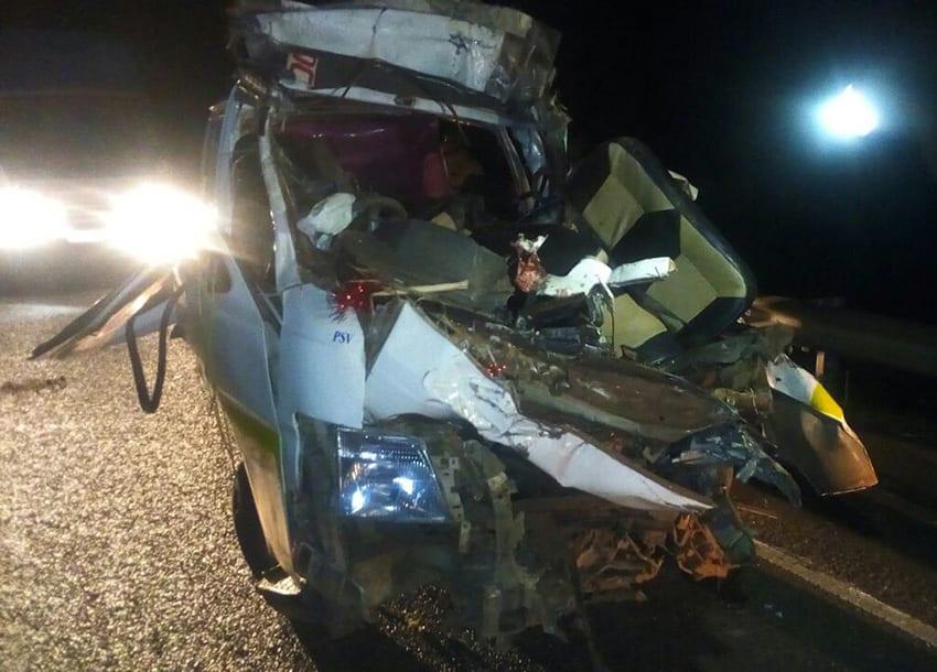 13 killed in Bungoma horror crash