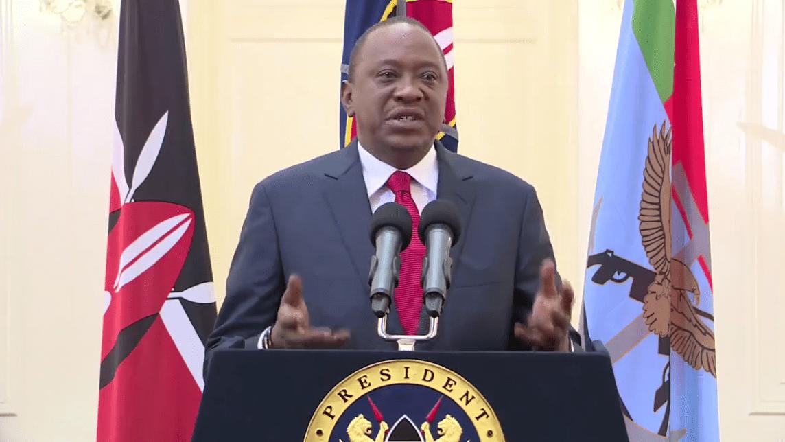 'Tis the season to forgive, says Uhuru in Christmas message