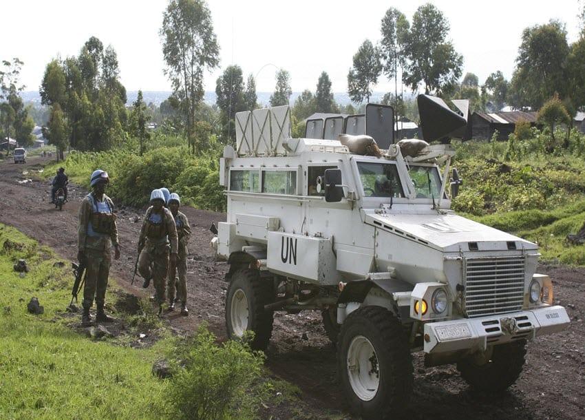 14 UN peace keepers slain in DRC Congo