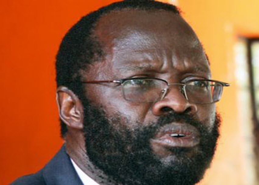 Chief of Staff sacked for allegedly threatening to shoot Governor Nyong'o