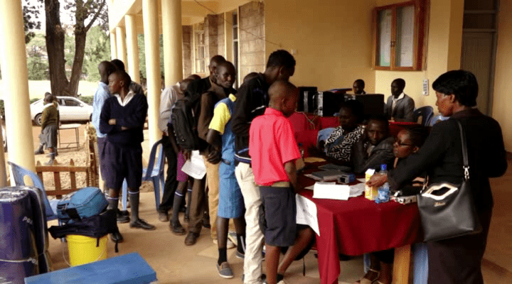 Shock as majority of Form One students fail to turn up in schools