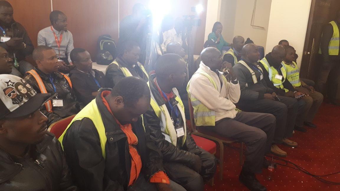 Boda boda riders to challenge Nairobi CBD ban