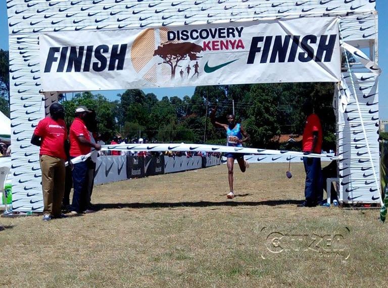 Kipchirchir, Kosgei win Discovery Cross Country
