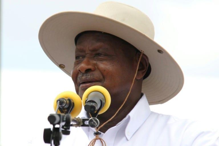 Museveni backs 'frank' Trump after 'shithole' remark