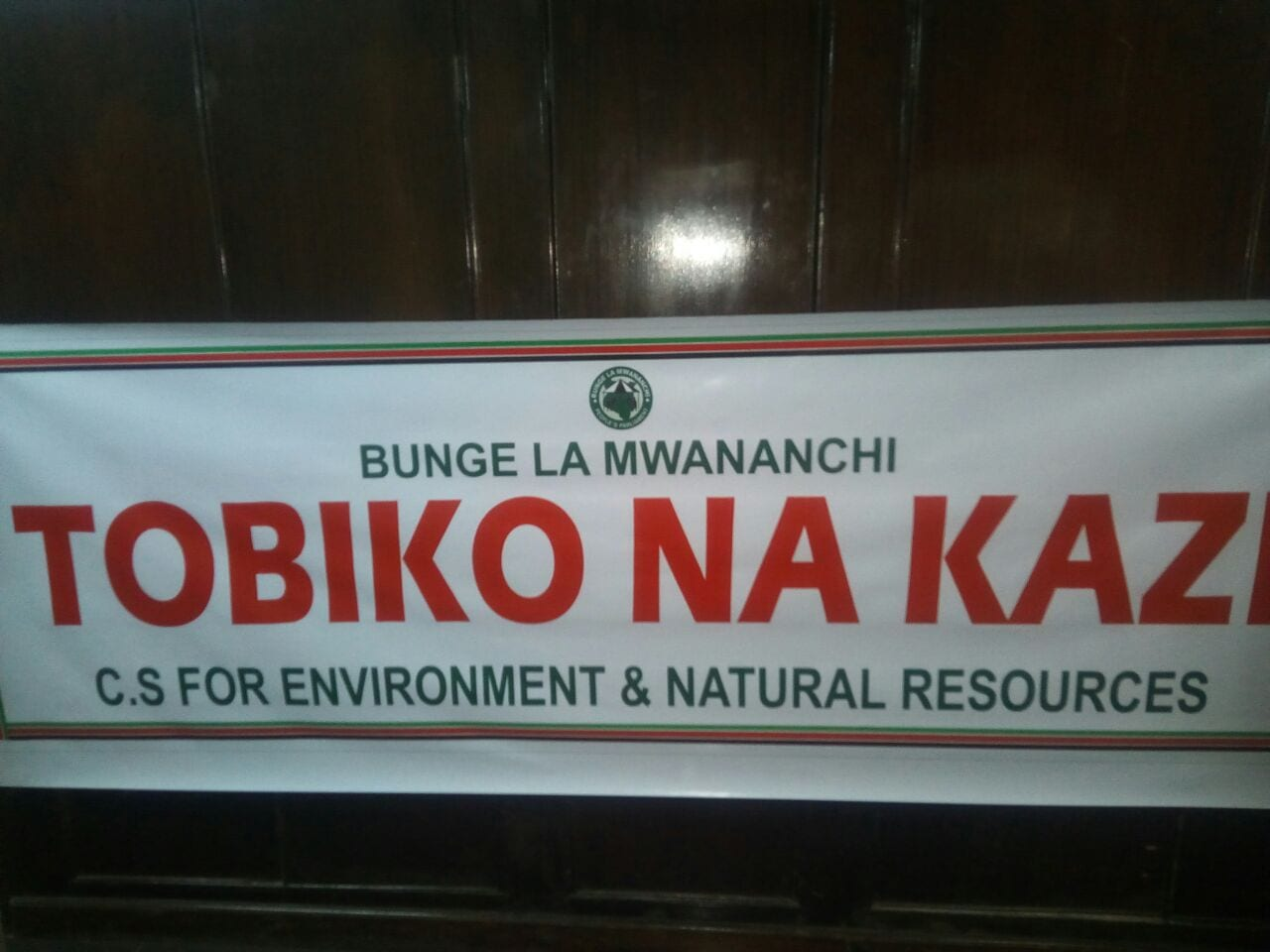 Cabinet Vetting: Keriako Tobiko endorsed by Bunge La Mwananchi