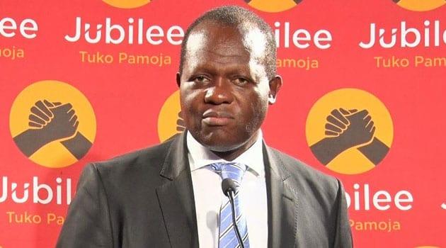 'You almost burnt Kenya,' Jubilee tells CJ Maraga in protest letter