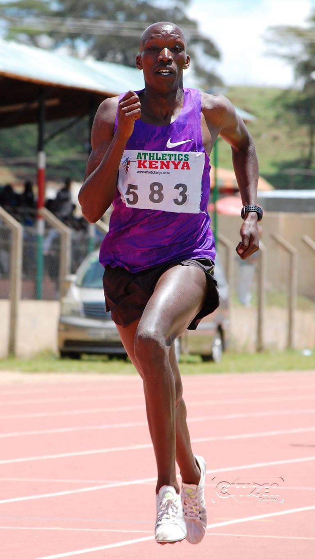 Cheruiyot, Manangoi run the show in 1,500 metres
