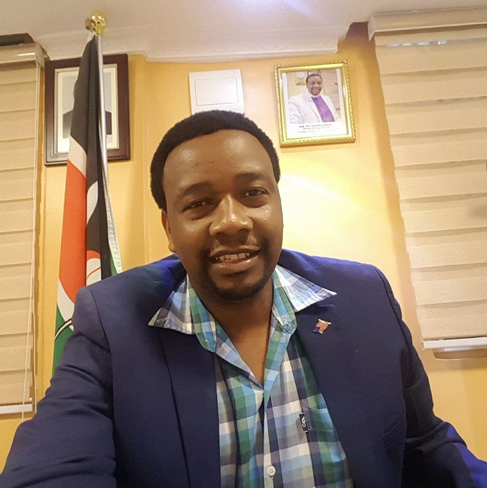 Call for a National Prayer day, city pastor urges Uhuru