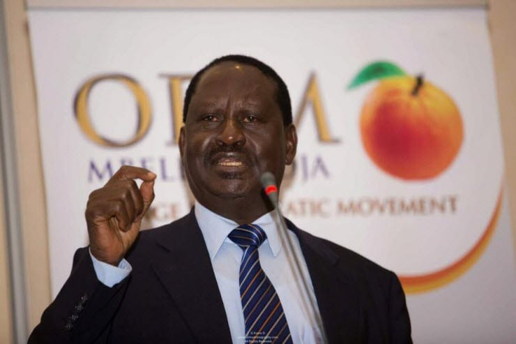 Raila reads riot act to Kisumu MCAs over assembly chaos