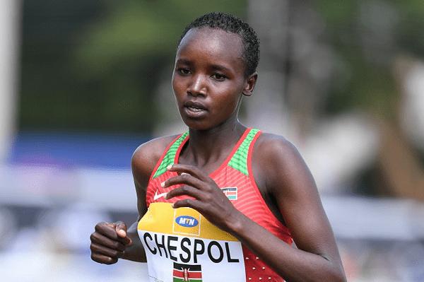 Commanding Kenya top of Africa once again