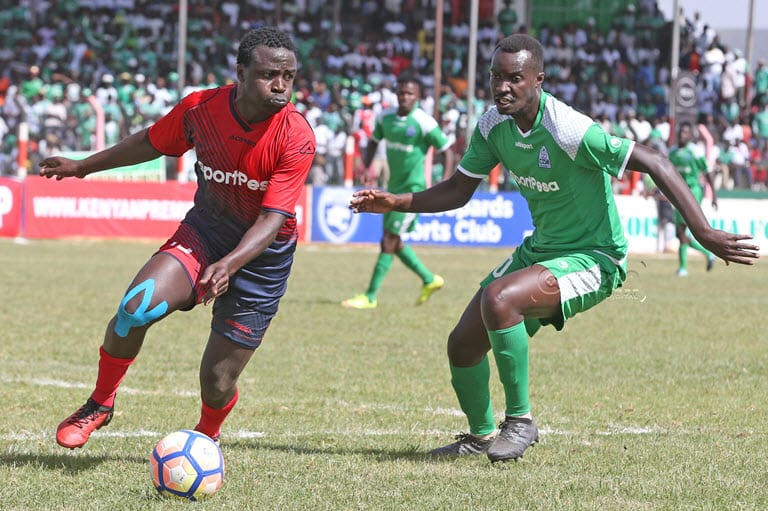 Troubled 'Gattuso' Okoth wants out as odd Leopards union crumbles