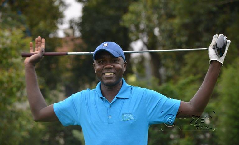 Odhiambo,Matilo first Kenyans to tee off at 2018 Kenya Open
