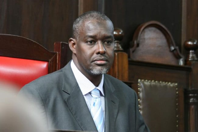 Court of Appeal judge Warsame in the soup over bribery claims