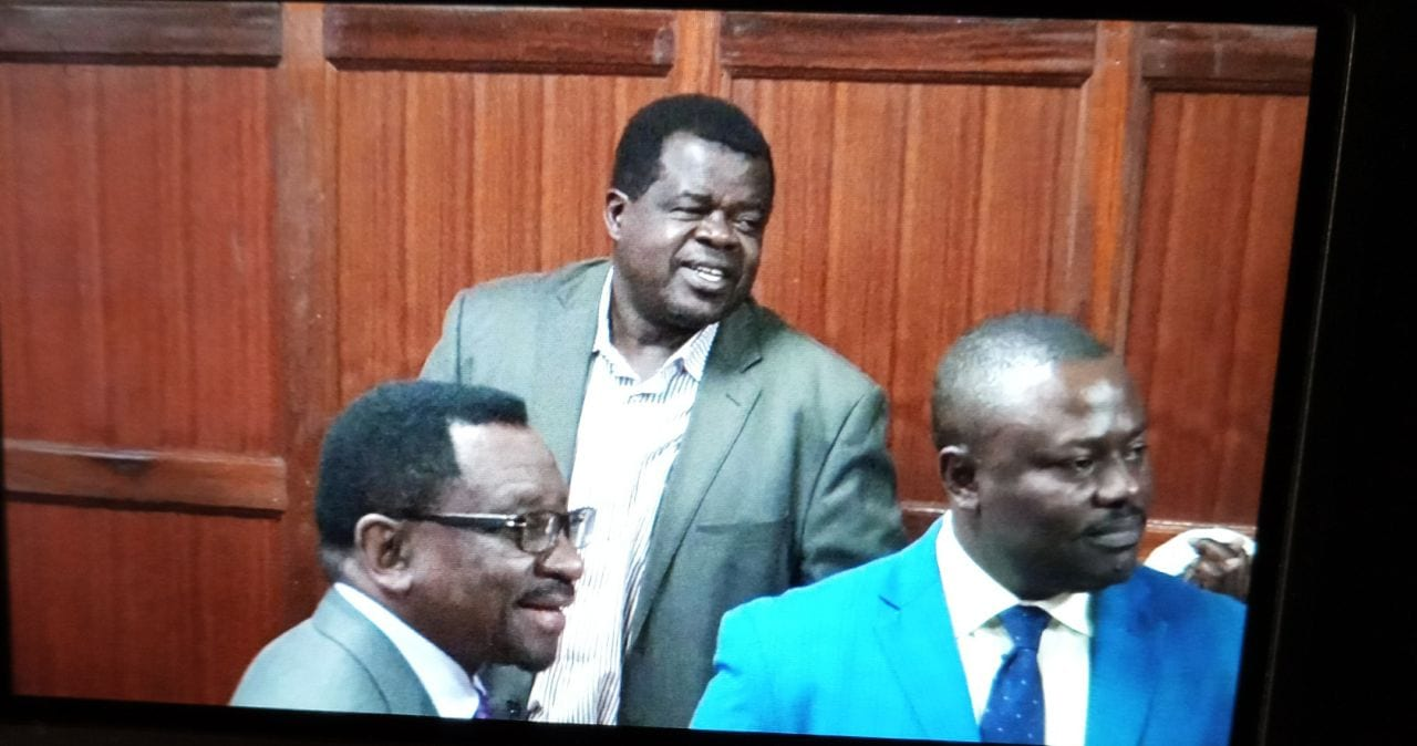 Omtata wants formal resignation of IEBC officials who quit