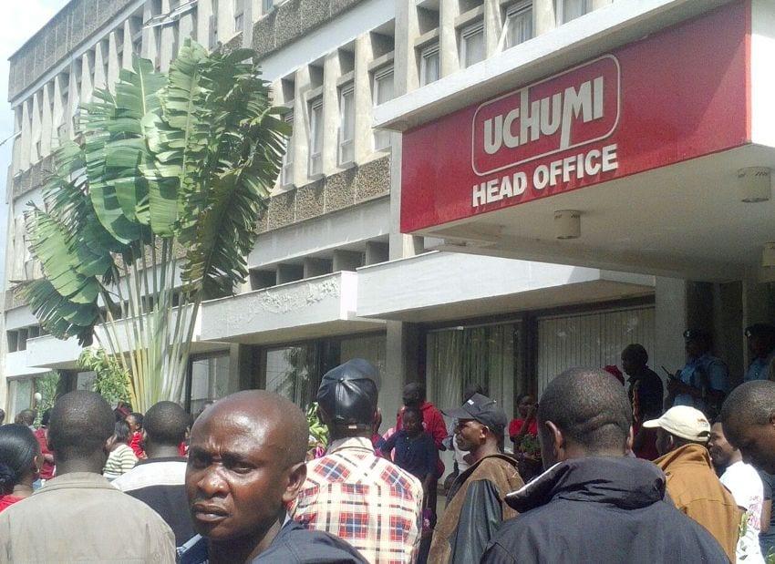 Uchumi strike over unpaid salary