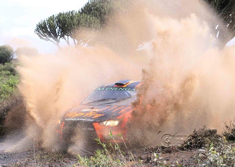 Tundo wins 2018 ARC Safari Rally in final day of drama