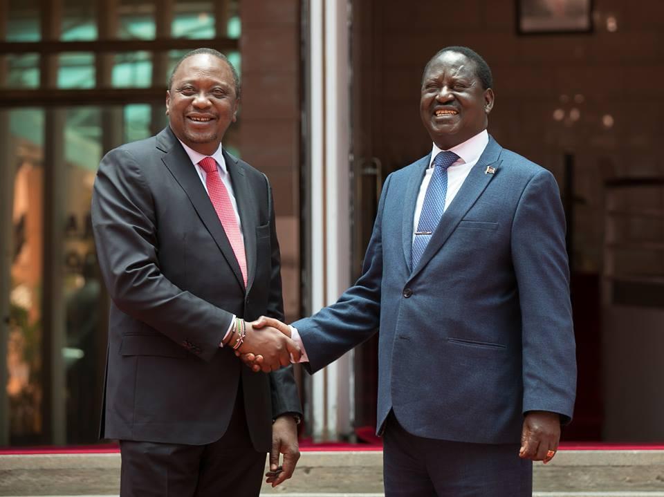 State reinstates security of NASA leaders after Uhuru, Raila meeting
