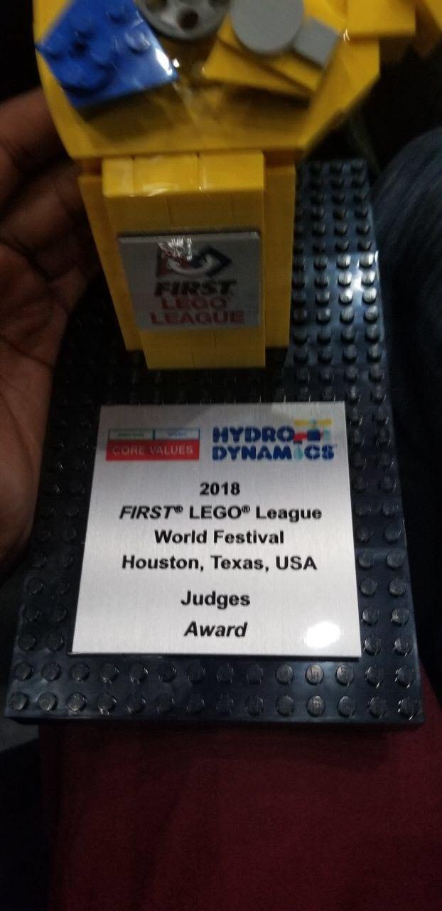 Kenyan students win at World Lego Championships