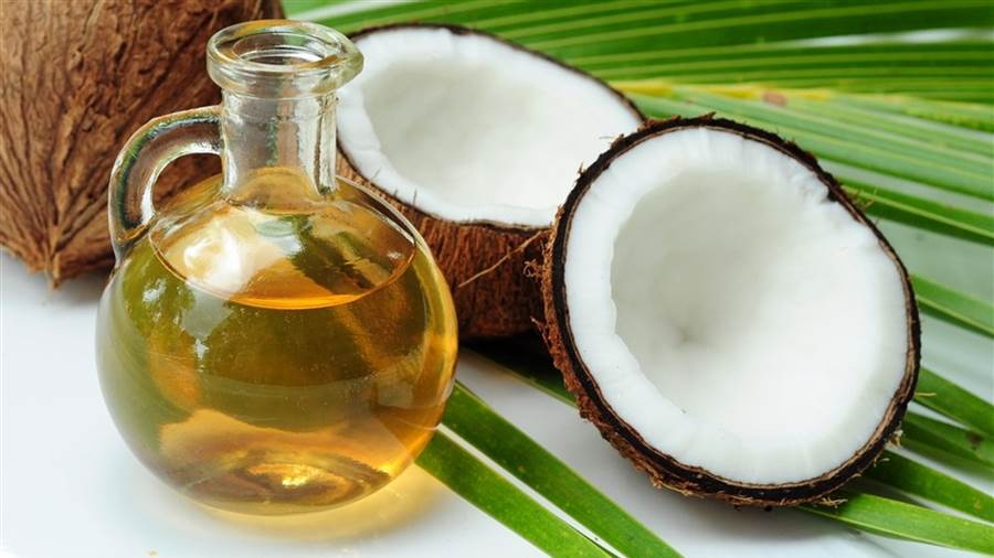 Wonder working properties of coconut oil