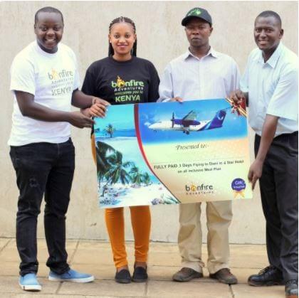 Hero matatu driver gets free holiday award to Diani