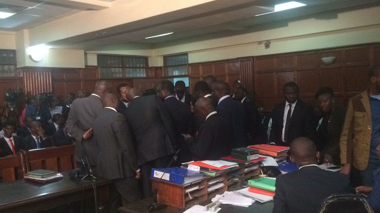NYS graft suspect in court to stop his prosecution