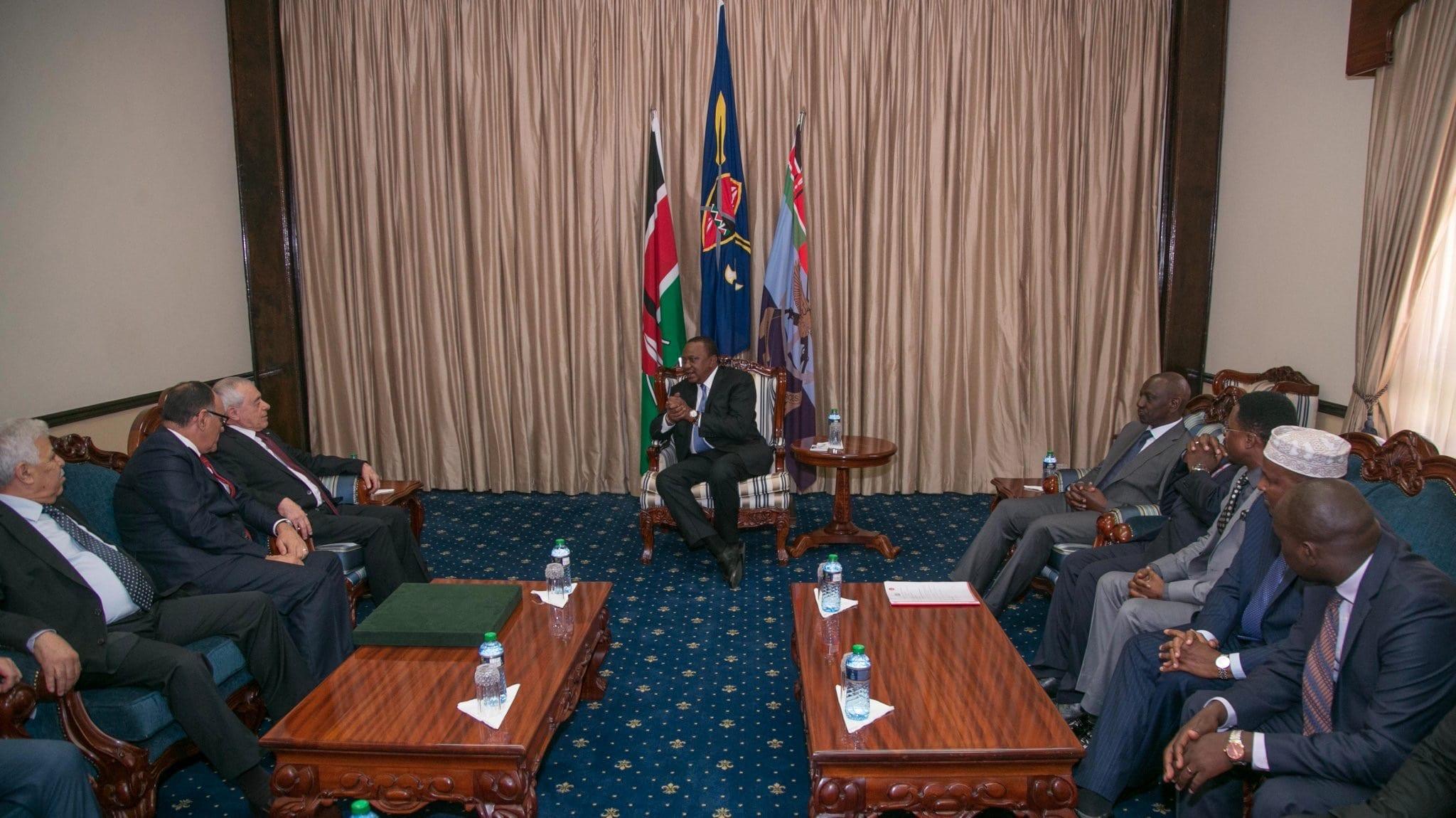 Uhuru urges EALA to boost secretariat