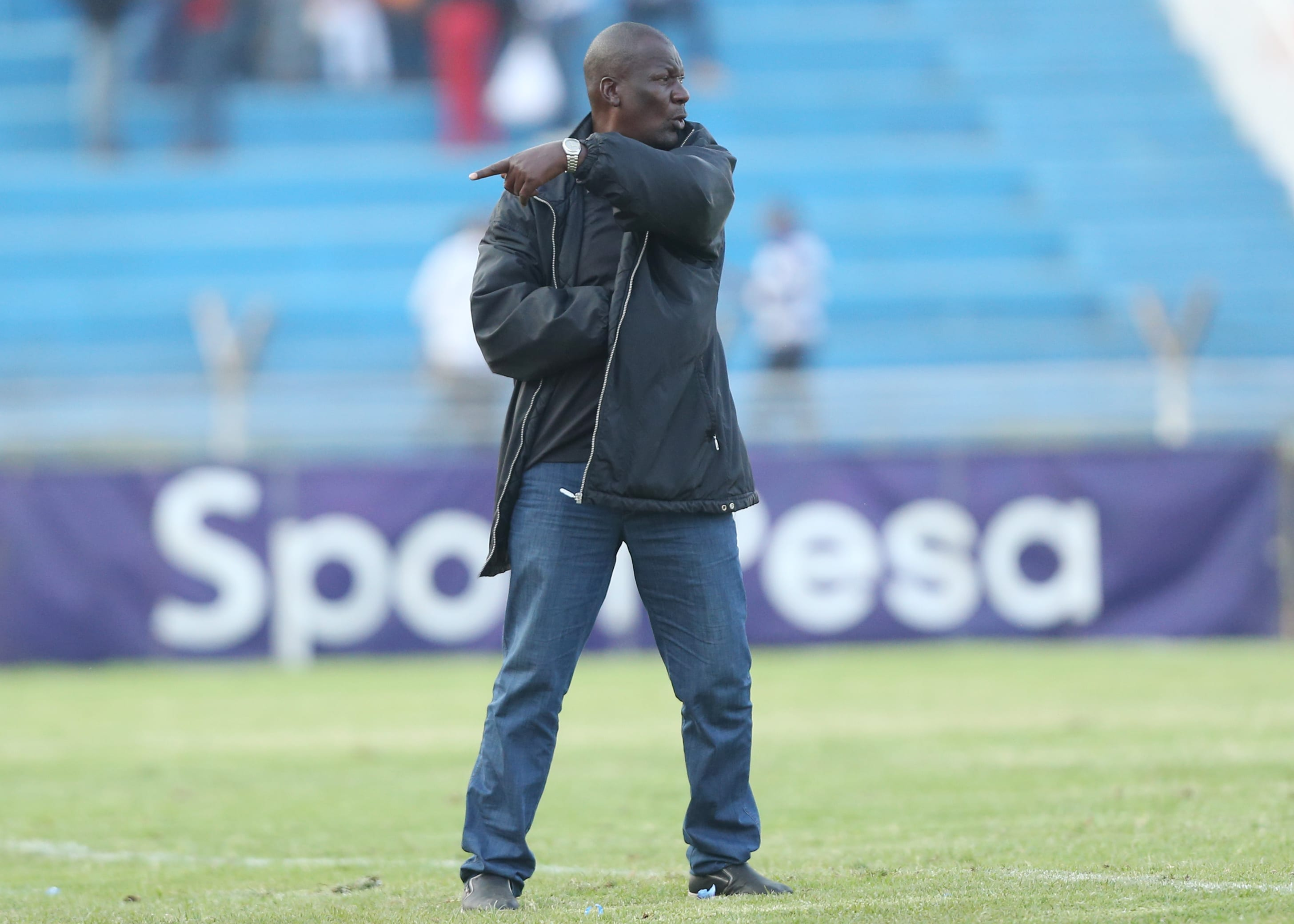 Downcast Matano decries lack of quality players at Tusker