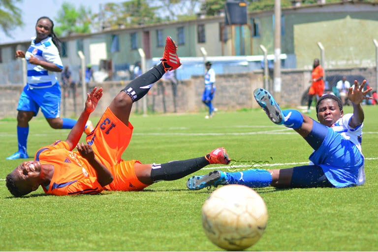Mombasa Olympic seek end to WPL pain at Spedag