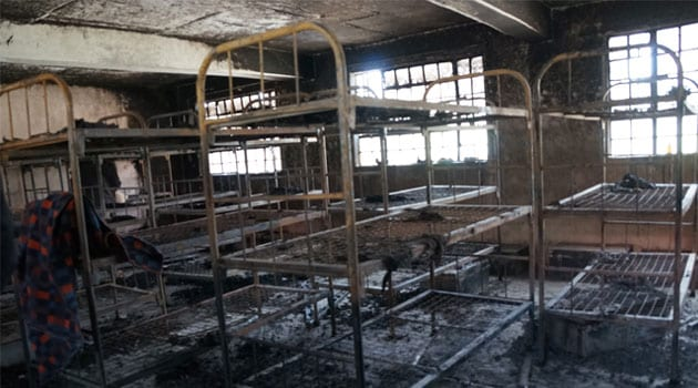 Three arrested over attempted arson at Mwea Boys High School