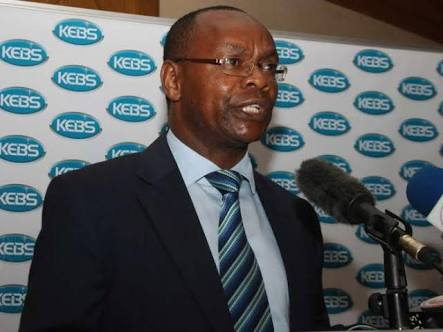 KEBS boss Ongwae freed on Ksh.10M bond in attempted murder charge