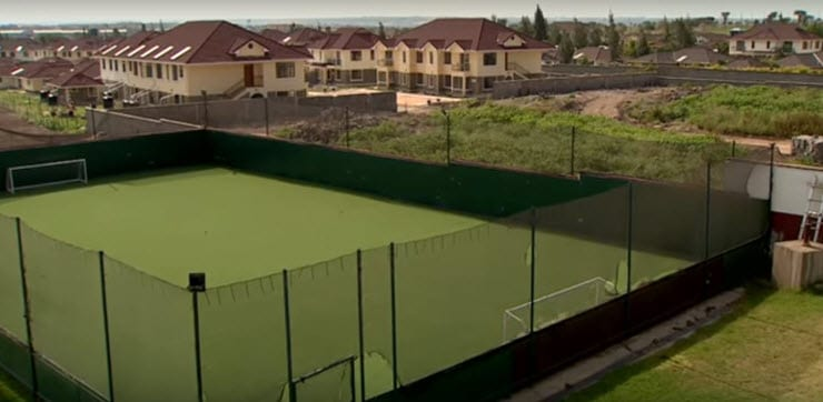 Court stops demolition of Greenpark Estate homes
