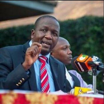 Tiaty MP William Kamket arrested in Nairobi over Kapedo banditry attacks