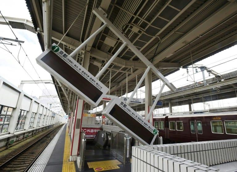 Three dead as strong quake shakes Japan's Osaka City
