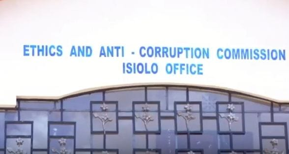 Tharaka Nithi County official arrested for receiving bribe