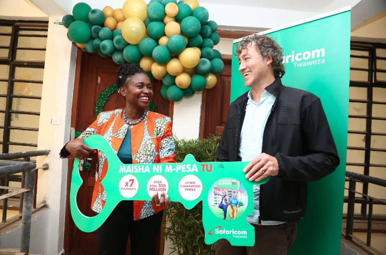 Safaricom MPesaTu promotion: South African wins Ksh.7.8M apartment