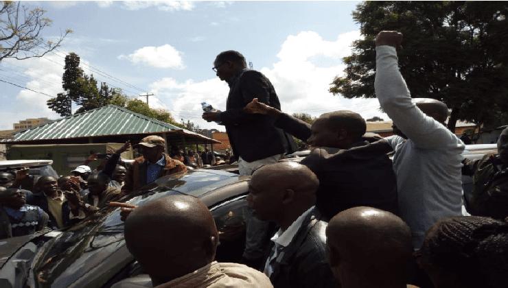 Reprieve for Marakwet East MP David Bowen as court upholds win