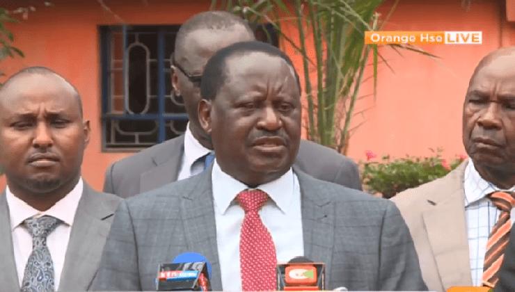 Uhuru-Raila joint Nyanza tour not happening