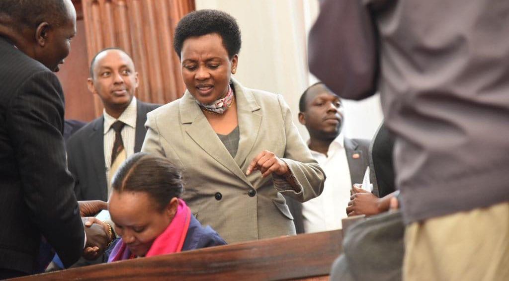 Court extends orders barring prosecution of Deputy CJ Mwilu