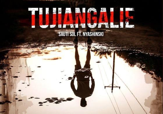 'Tuko pabaya kuliko jana,' Sauti Sol, Nyashinski go political in new must-listen song