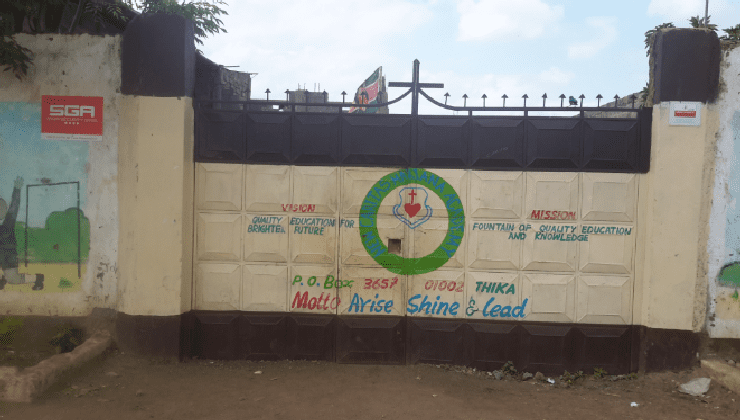 Nigerian-run school in Thika closed over claims of sexual abuse, religious cult