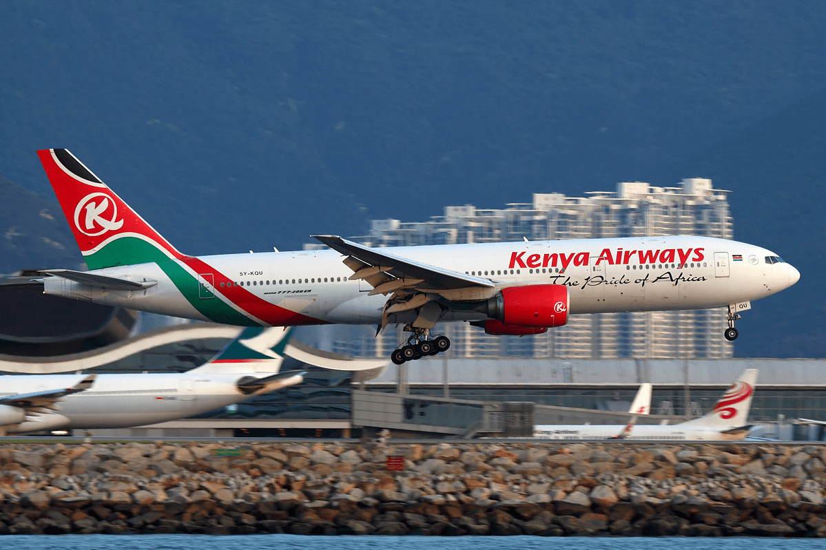 Kenya Airways opens third currency account for travellers