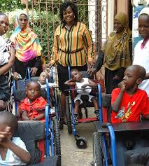 Kenyan children with disabilities locked in camped dorms – report